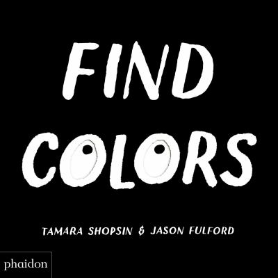 Cover image for Find colors