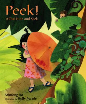 Cover image for Peek! : a Thai hide-and-seek