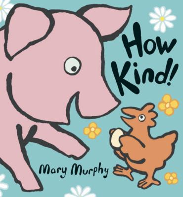 Cover image for How kind!