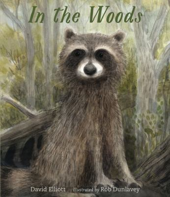 Cover image for In the woods