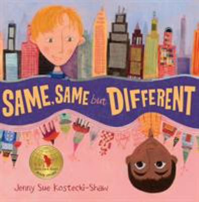 Cover image for Same, same, but different