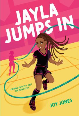 Cover image for Jayla jumps in