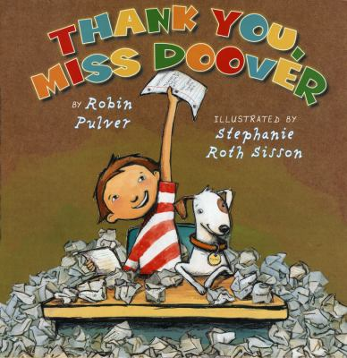Cover image for Thank you, Miss Doover