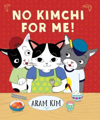 Cover image for No kimchi for me