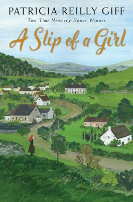 Cover image for A slip of a girl