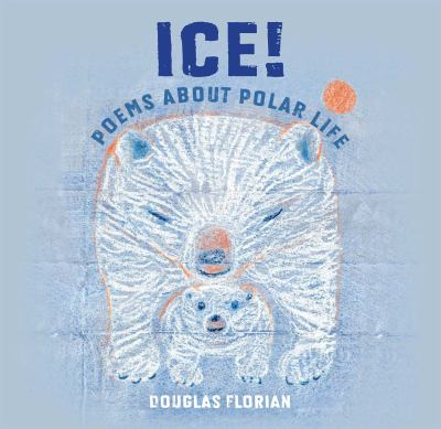 Cover image for ICE! : poems about polar life