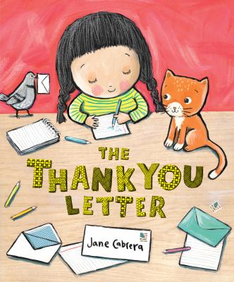 Cover image for The thank you letter