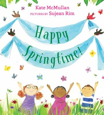 Cover image for Happy springtime!