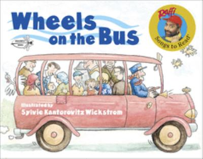 Cover image for Wheels on the bus