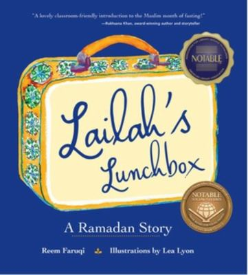 Cover image for Lailah's lunchbox