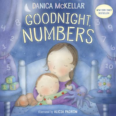 Cover image for Goodnight, numbers!