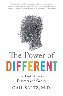 Cover image for The power of different : the link between disorder and genius