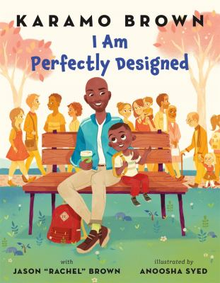 Cover image for I am perfectly designed