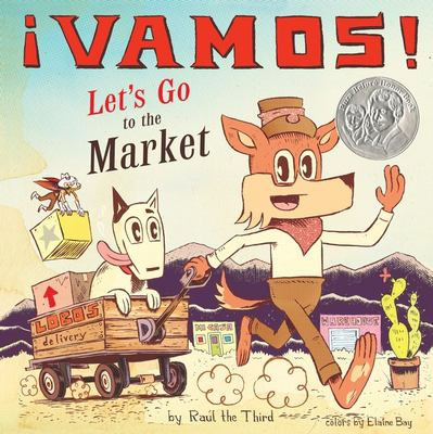 Cover image for ¡Vamos! Let's go to the market