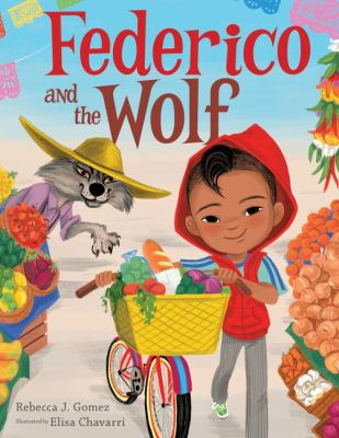 Cover image for Federico and the wolf