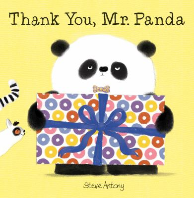 Cover image for Thank you, Mr. Panda