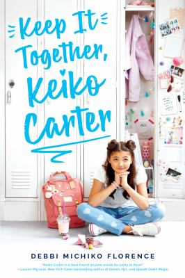 Cover image for Keep it together, Keiko Carter