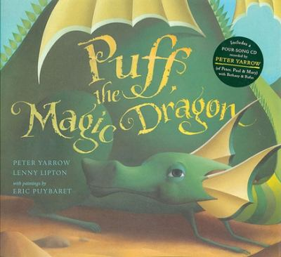 Cover image for Puff, the magic dragon