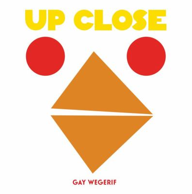 Cover image for Up close