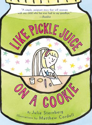 Cover image for Like pickle juice on a cookie