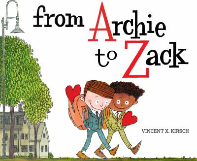Cover image for From Archie to Zack