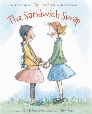 Cover image for The sandwich swap