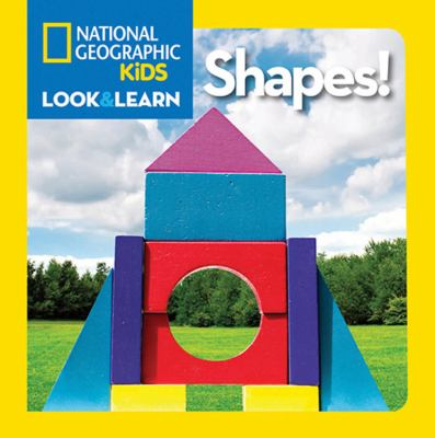 Cover image for Look & learn : Shapes!