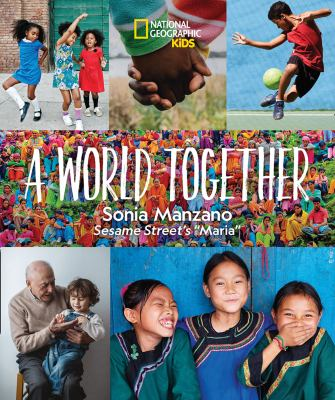 Cover image for A world together