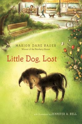 Cover image for Little dog, lost