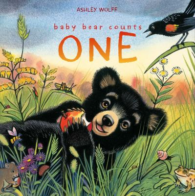 Cover image for Baby Bear counts one