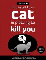 Cover image for How to tell if your cat is plotting to kill you