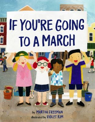 Cover image for If you're going to a march