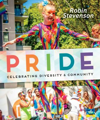 Cover image for Pride : celebrating diversity & community