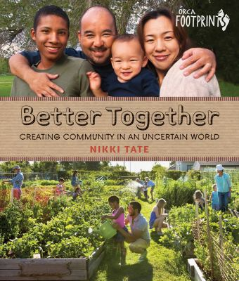 Cover image for Better together : creating community in an uncertain world