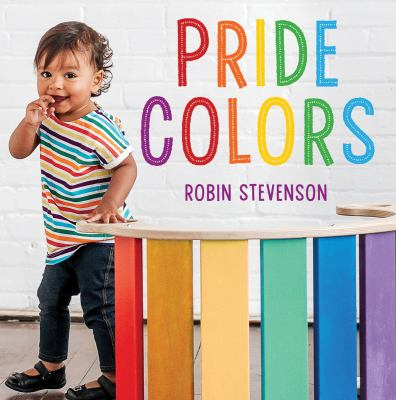 Cover image for Pride colors