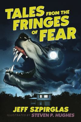 Cover image for Tales from the fringes of fear