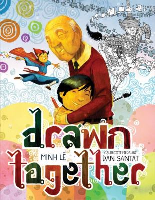 Cover image for Drawn together