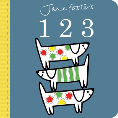 Cover image for Jane Foster's 1 2 3