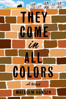 Cover image for They come in all colors : a novel