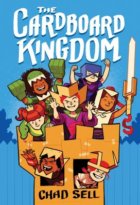 Cover image for The cardboard kingdom
