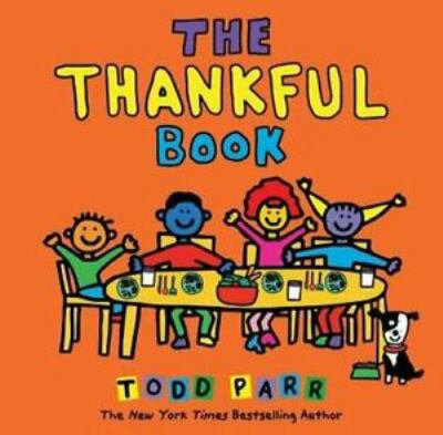 Cover image for The Thankful Book