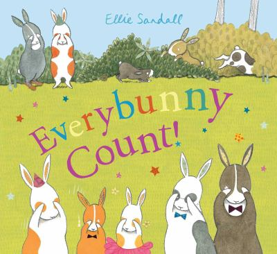 Cover image for Everybunny count!