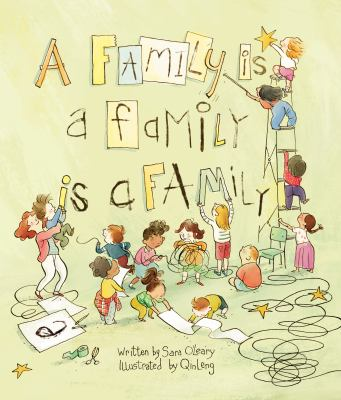 Cover image for A family is a family is a family