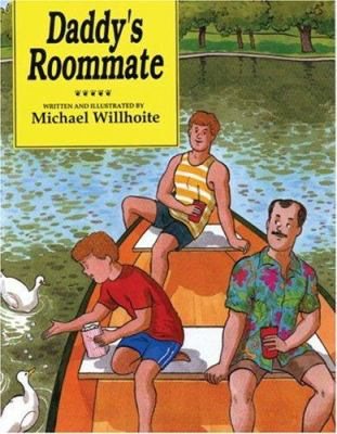 Cover image for Daddy's roommate