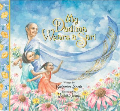 Cover image for My dadima wears a sari