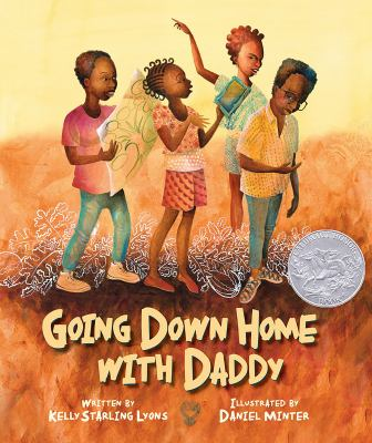 Cover image for Going down home with Daddy