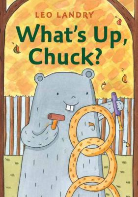 Cover image for What's up, Chuck?