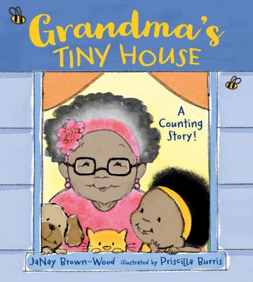 Cover image for Grandma's tiny house : a counting story!