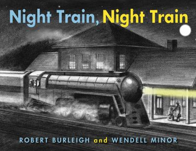 Cover image for Night train, night train