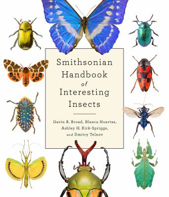 Cover image for Smithsonian handbook of interesting insects